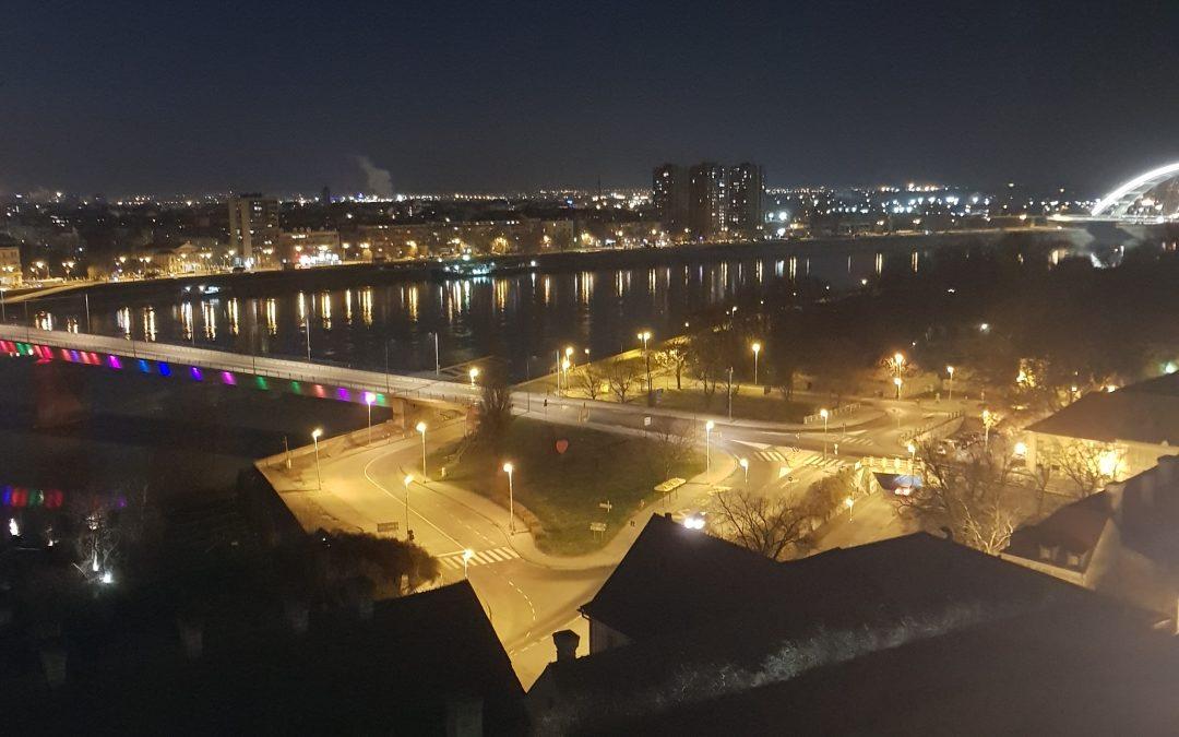 Novi Sad – magična Vodolija